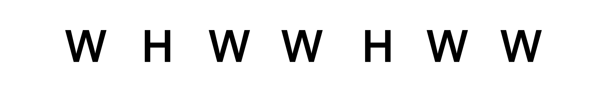 The Minor Scale Formula